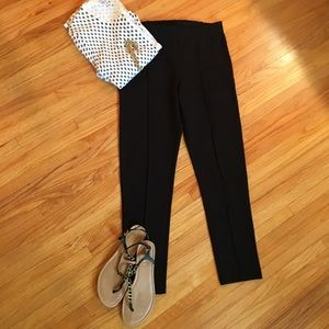 BCBGMaxmazria Black pants/leggings